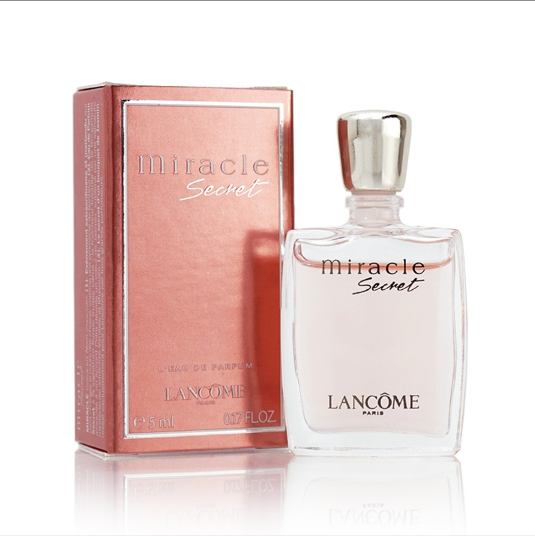 Secret Lancome Perfume Travel Miracle Setmy1212 f6gyIvYb7m