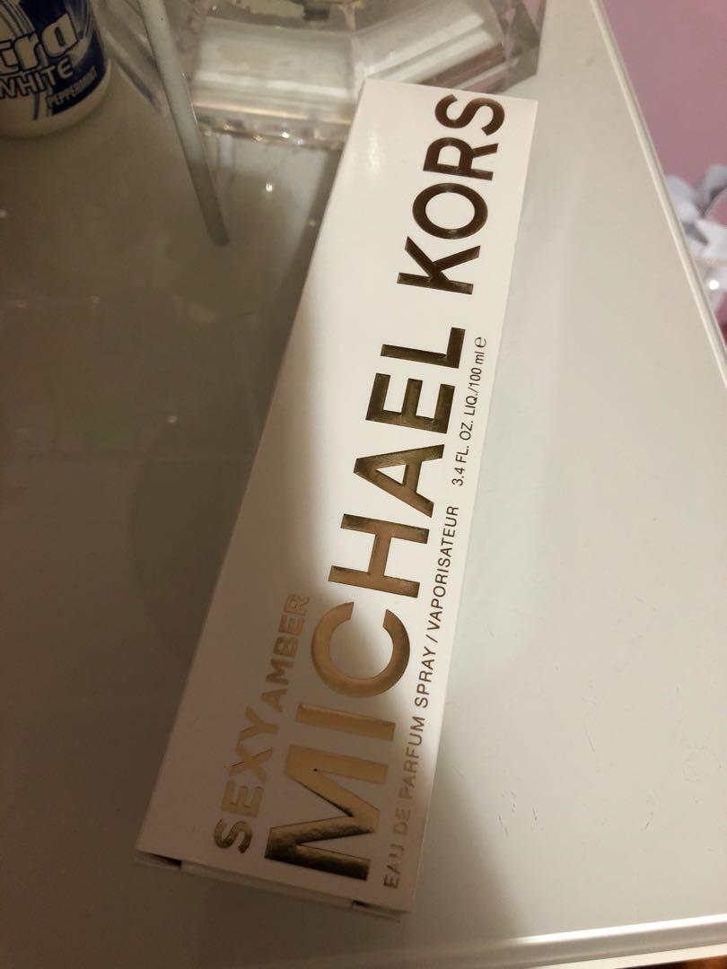 Michael Kors Sexy Amber perfume 100mL