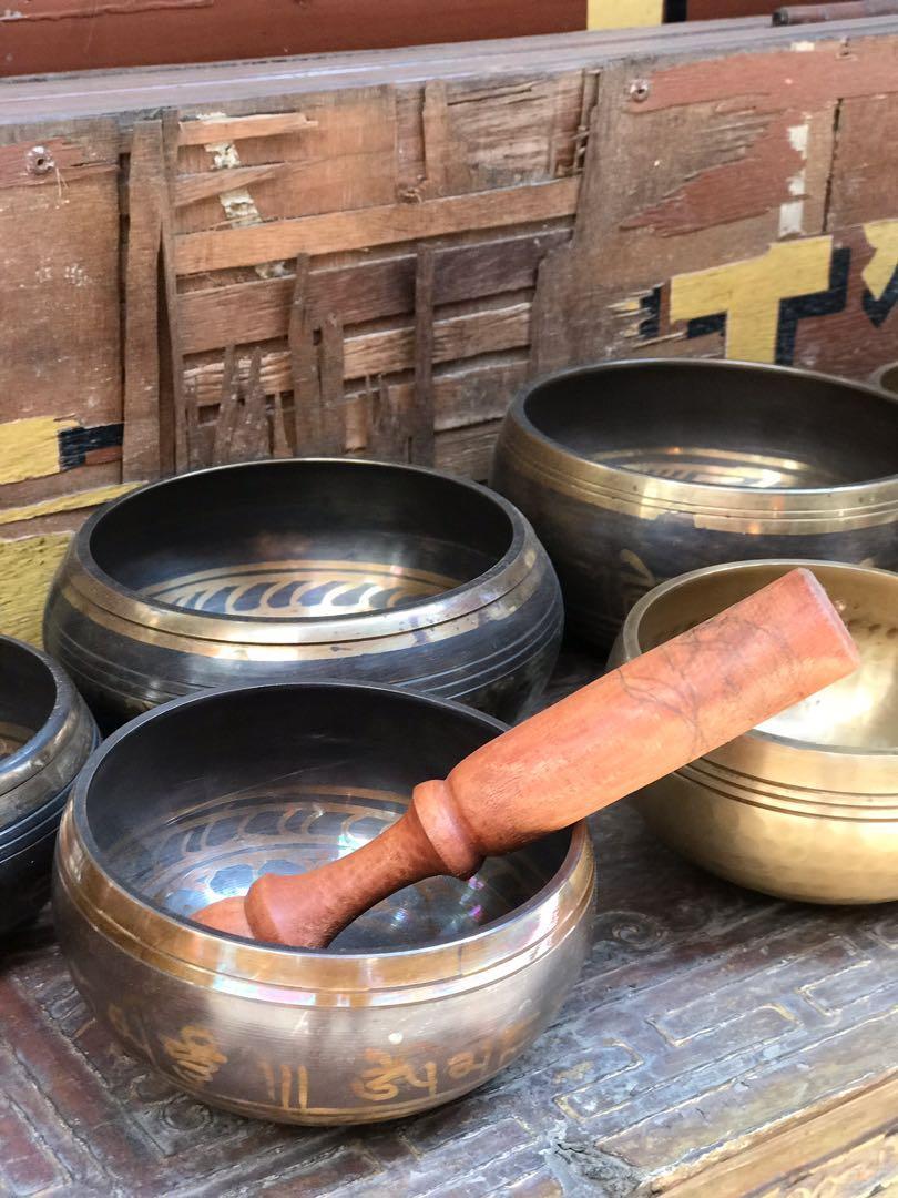 尼泊爾頌缽(人手製)Nepal Handmade Singing Bowl
