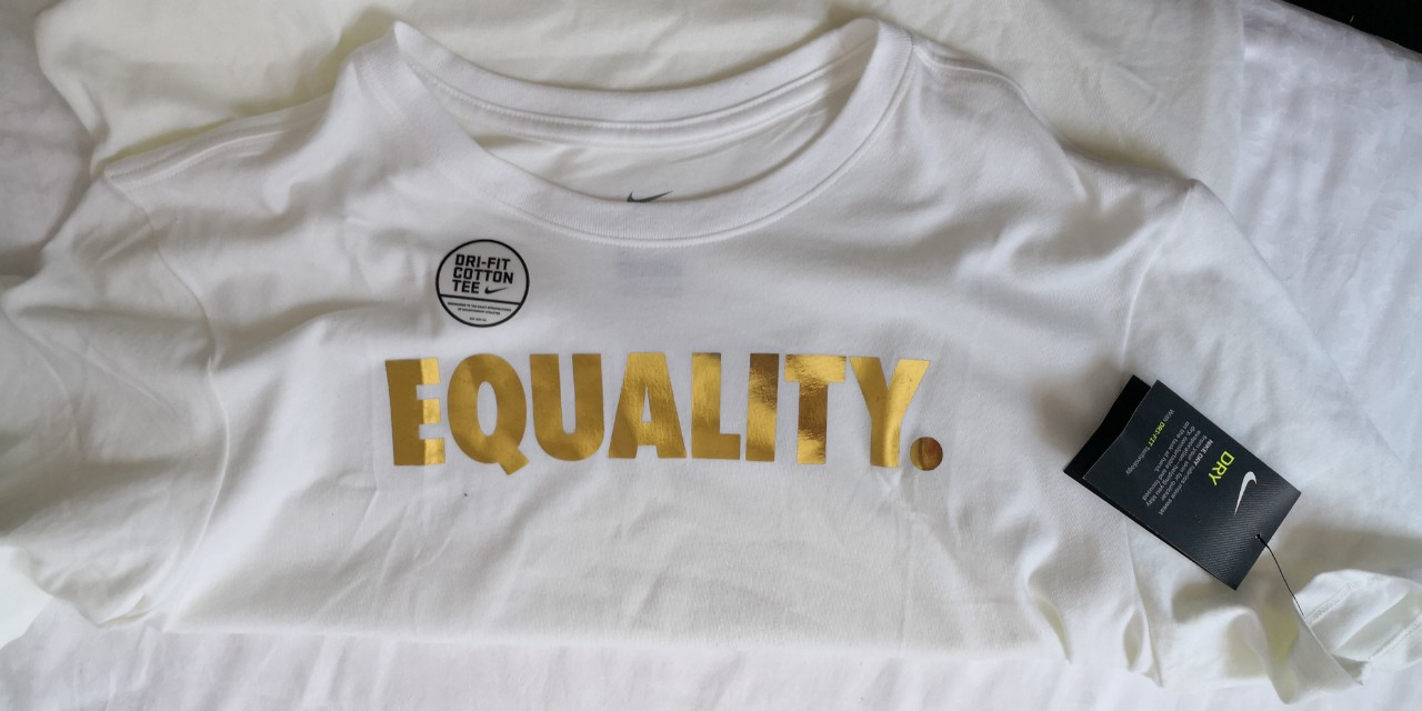 512e8dd50 nike equality tshirt basketball tee, Men's Fashion, Clothes, Tops on ...