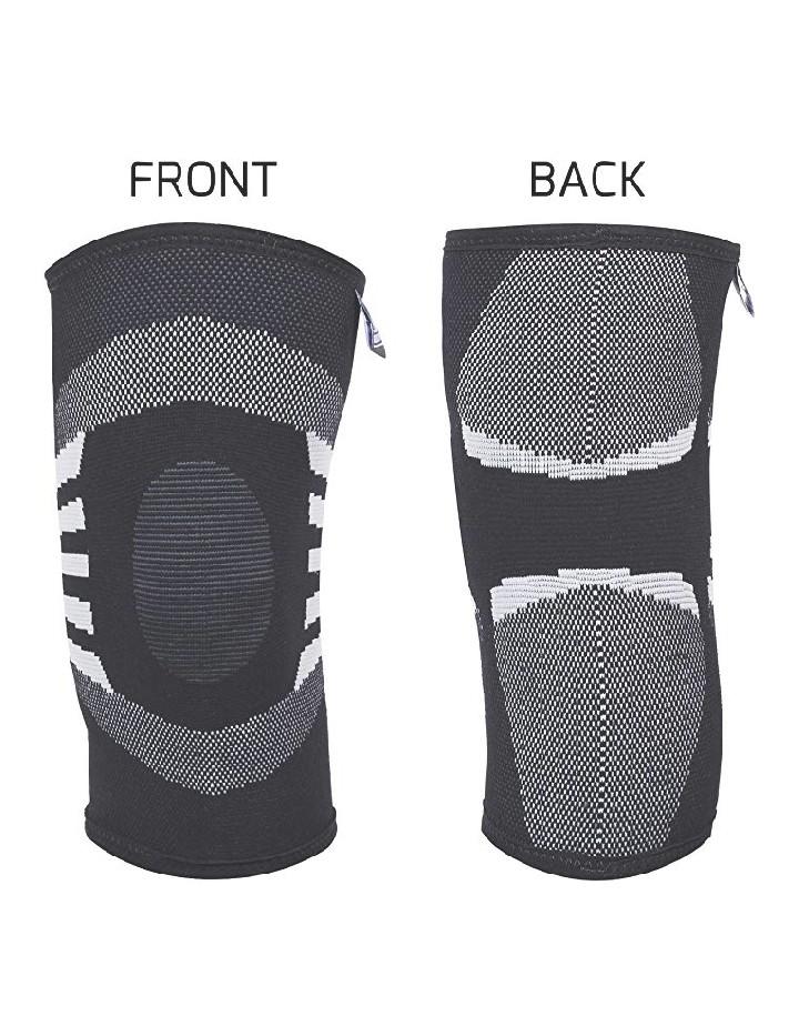 ac120ef9d8 Nordic Lifting Knee Compression Sleeves (Medium), Sports, Braces ...