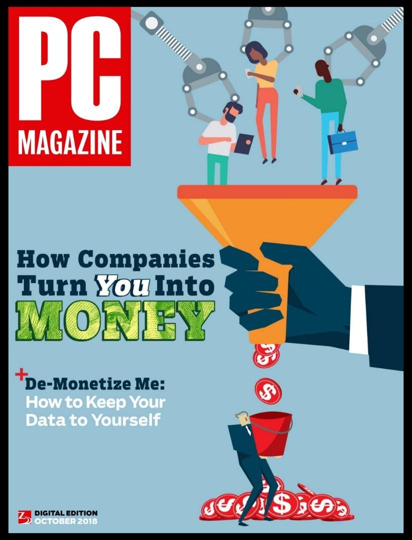 PC Magazine - Oct 2018   English   160 pages   True PDF   24 3 MB