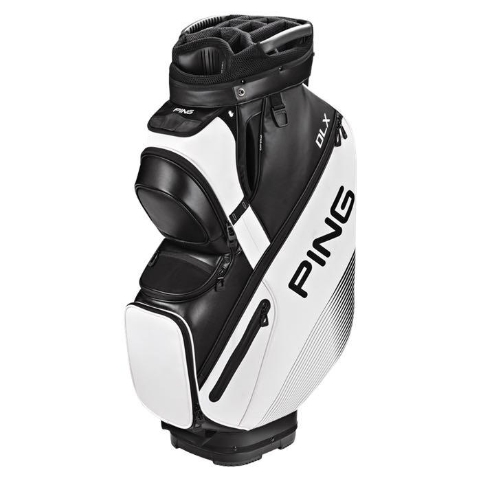Ping Dlx Golf Cart Bag Sports Equipment On