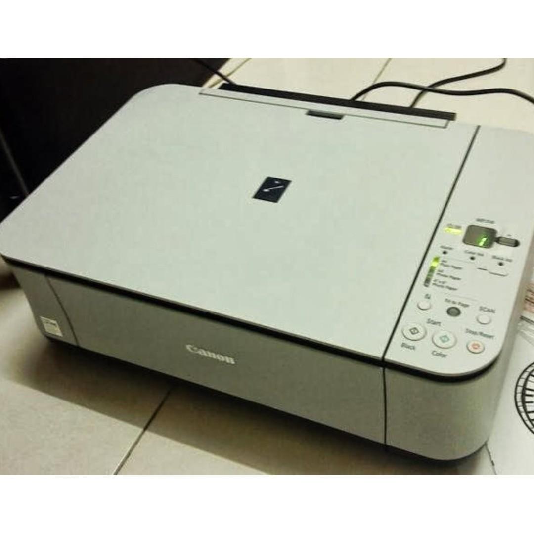 Printer Canon Mp258 Elektronik Komputer Lainnya Di Carousell