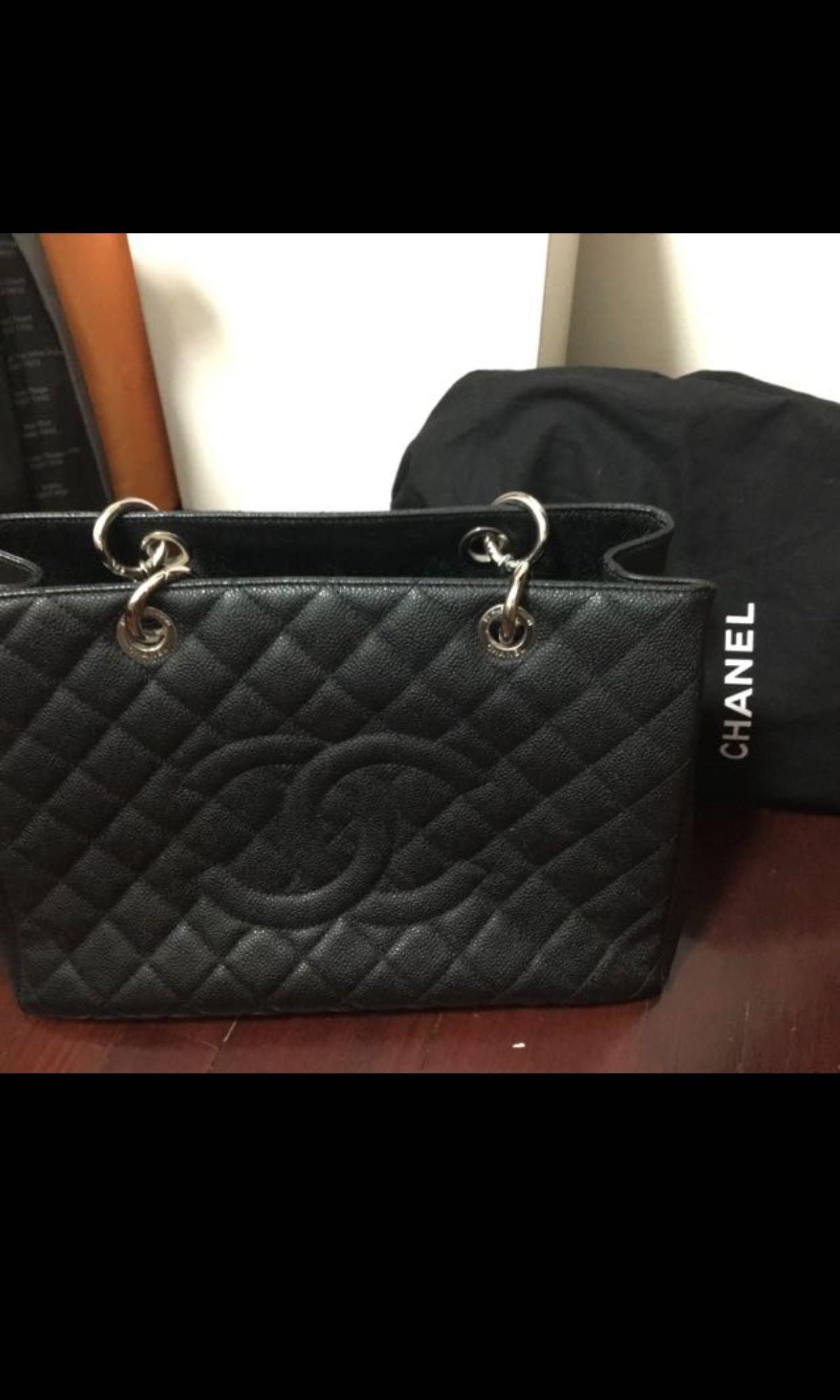 026a39aea5a72b Sale/ Trades- Chanel GST, Women's Fashion, Bags & Wallets, Handbags ...