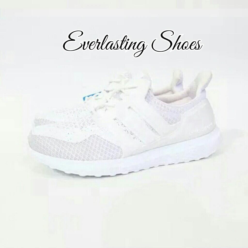 2c0953aae7e4b Sepatu Adidas Ultra Boost Putih White Sneakers Sneaker Premium ...