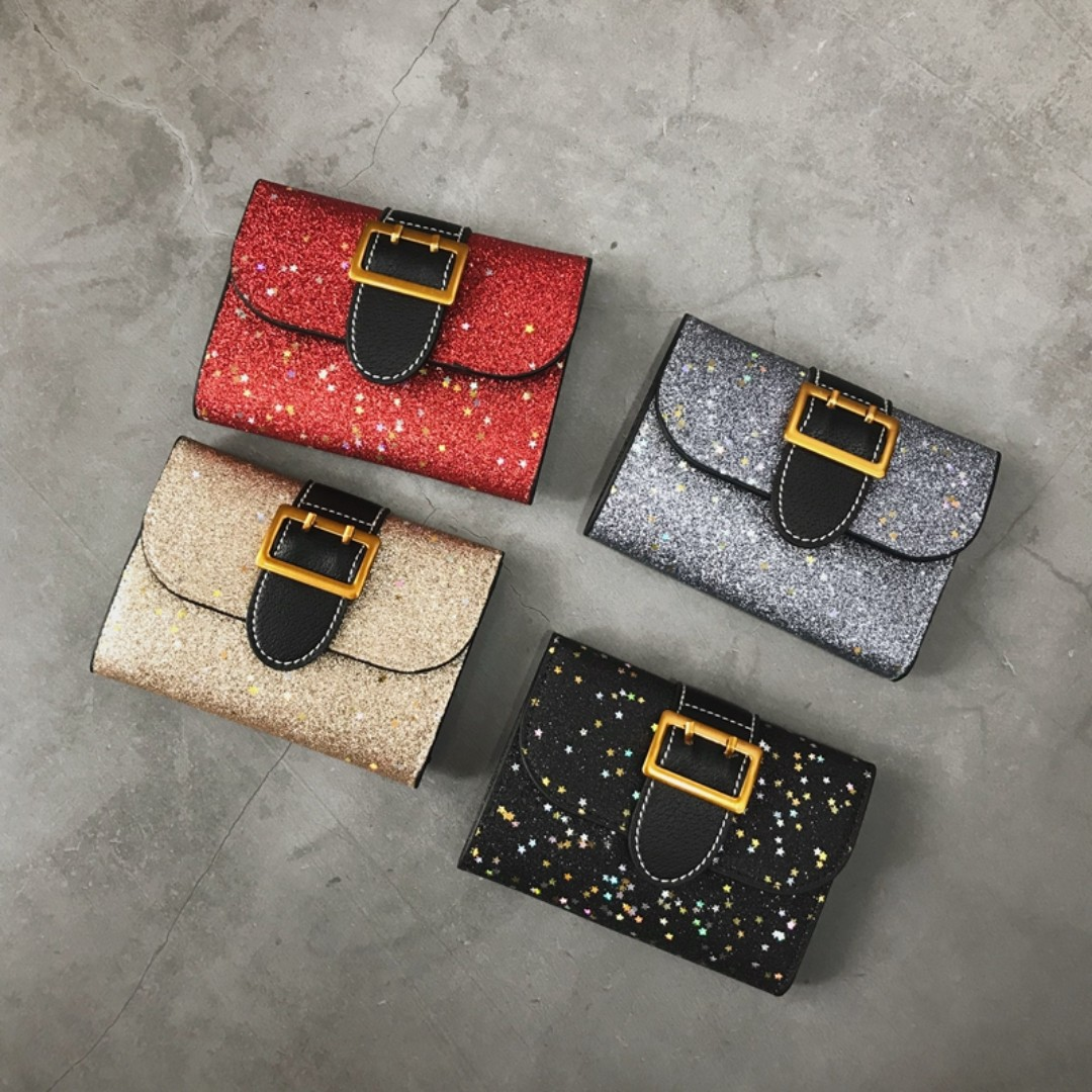 625362f74bc8 SPARKLING WALLET 18001006, Women's Fashion, Bags & Wallets, Wallets ...