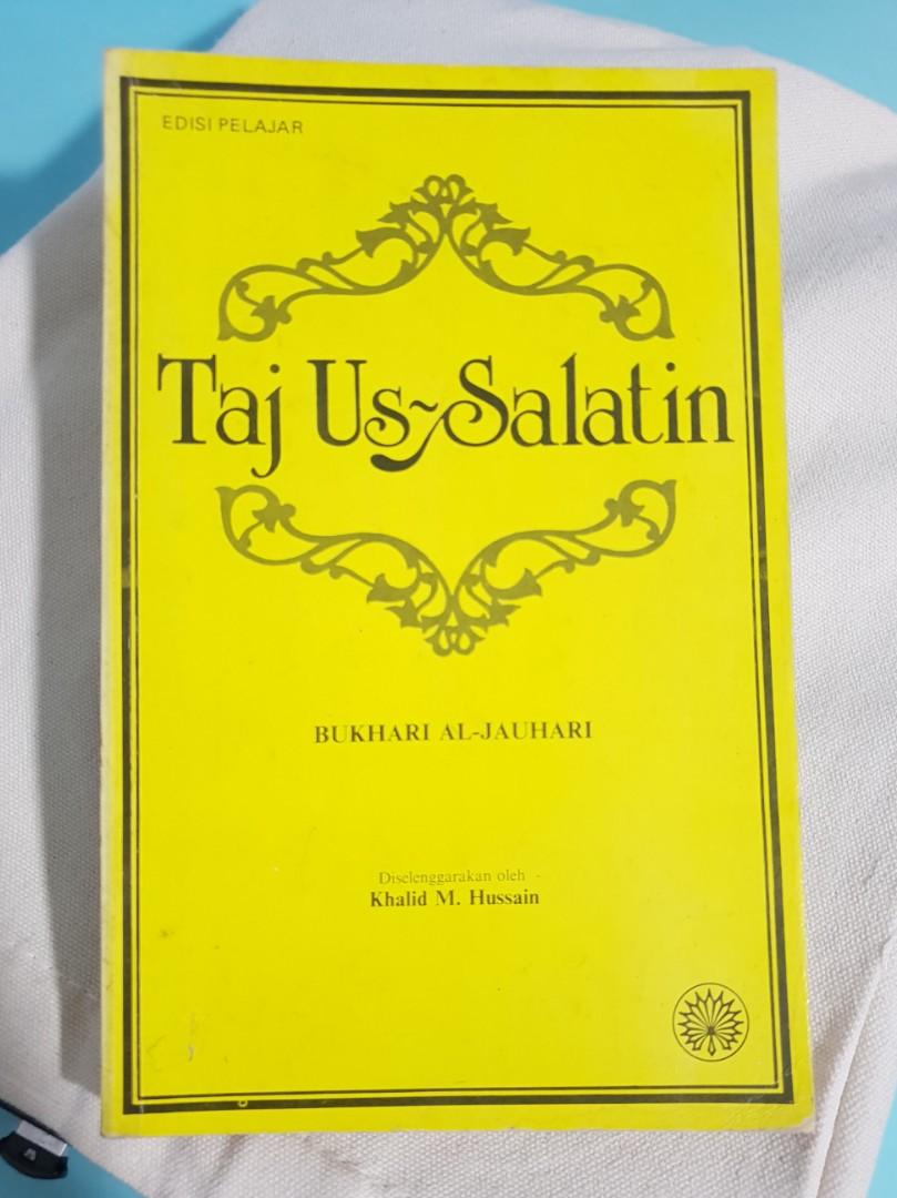 Taj Us Salatin Books Stationery Non Fiction On Carousell