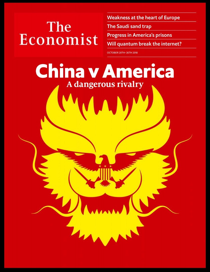 The Economist - Oct 2018   English   83 pages   True PDF   6 5 MB