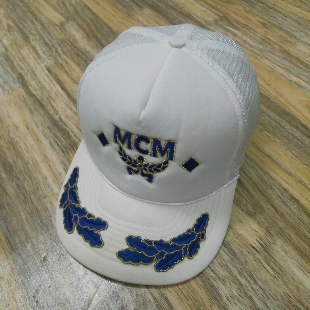 f1b6d0d04e36e Topi MCM Trucker Cap