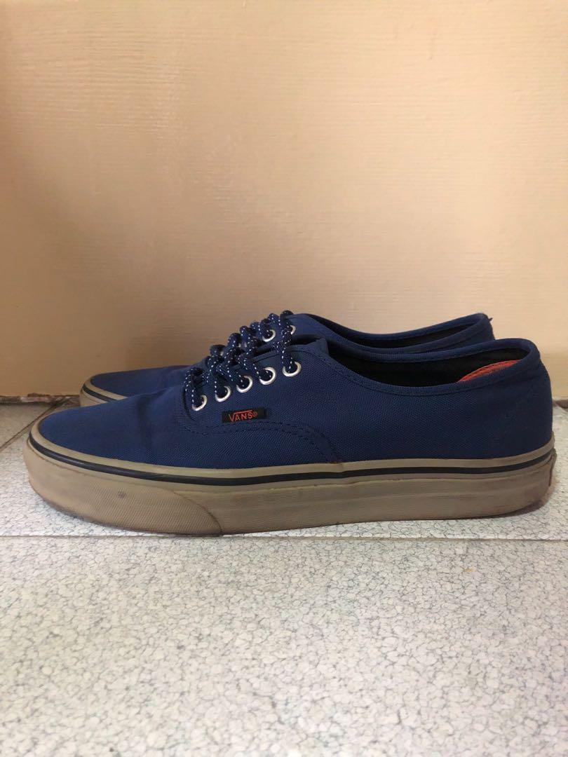 Vans Classic Navy Blue, Men's Fashion