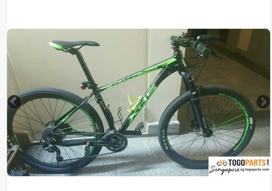 858fae4bf47 XDS MTB elite 80, Bicycles & PMDs, Bicycles, Mountain Bikes on Carousell