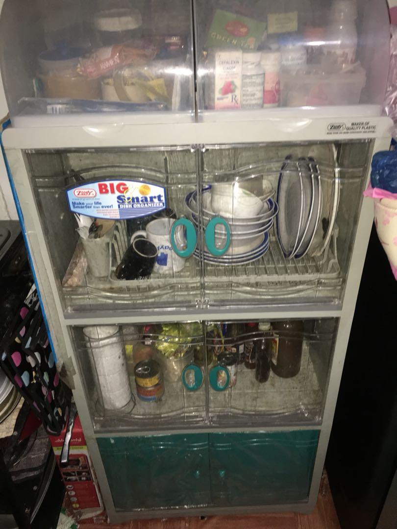 Dish Cabinet Zooey