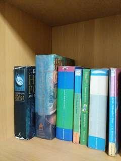 Harry Potter Full Collection (Hardcopy & Softcopy)