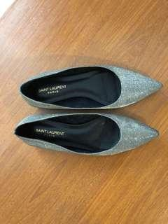 Ysl pointed flats