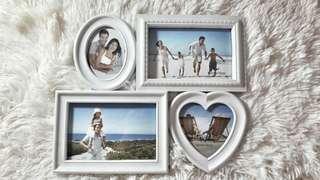 4 set picture frame