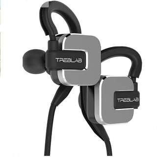 Treblab Noise Cancelling Sports Headphones