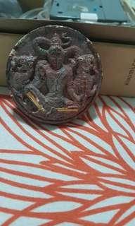 antique thai amulet