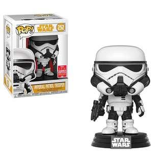 Imperial Patrol Funko Pop ssdc