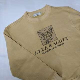 Lyle&Scott Unisex sweatshirt