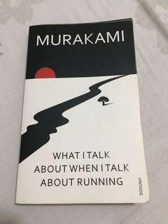 What I Talk About When I Talk About Running Haruki Murakami