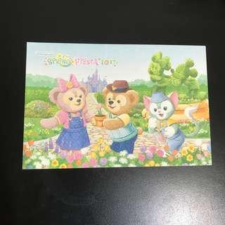 Disney shelliemay duffy gelatoni postcard