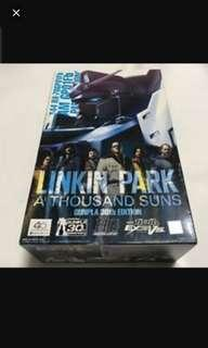 LINKIN PARK Gundam Gunpla 30th Edition