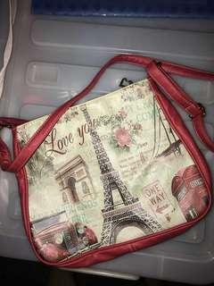 Belladona Paris sling bag
