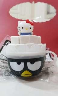Mcd Hello Kitty & Badtz-Maru Cup