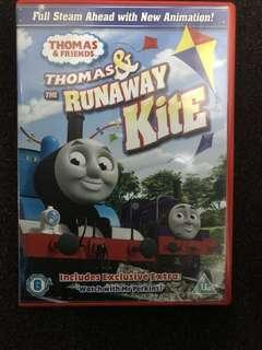 DVD Thomas and the Runaway Kite