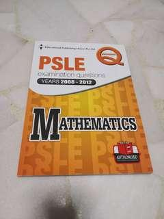 🚚 PSLE Maths Topical 2008 to 2012