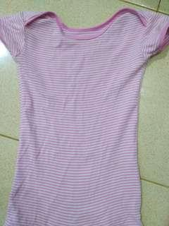 jumper pink striped
