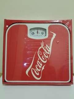 可口可樂浴室磅