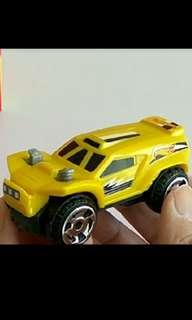 New McD Hot Wheels Land Crusher