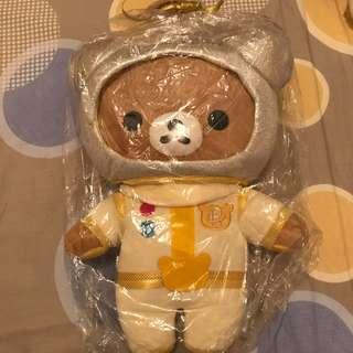 鬆弛熊M Size 太空人系列 Rilakkuma M size Astronaut