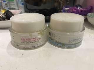 Avon day and night cream #sephora50