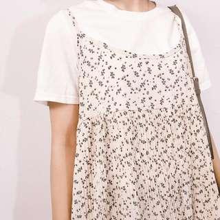 BLUME WHITE DRESS