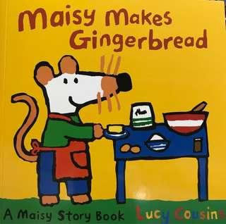 🚚 PL Maisy makes Gingerbread (incl local postage)