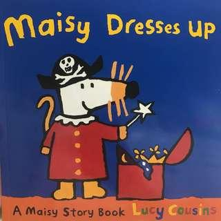 🚚 PL Maisy Dresses Up <incl local postage>