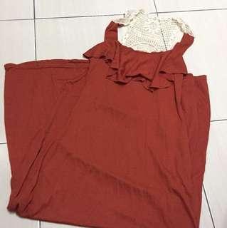 [Free Size] Dress