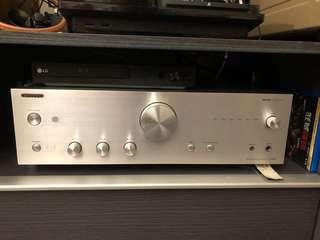 Onkyo A9030 amplifier 純兩聲道擴音