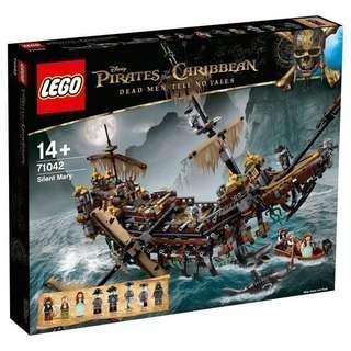 魔盜王系列 Lego - 71042