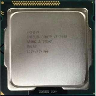 💥INTEL CORE i5-2400 LGA1155 CPU PROCESSOR💥