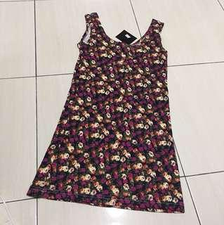 [S] New Floral Dress
