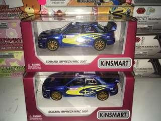 1:32 Subaru Impreza 2007