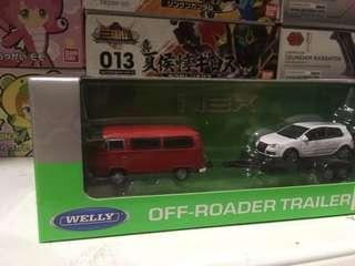 1:87 VW offroad truck