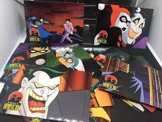 (多張) 經典美國漫畫 DC Batman 蝙蝠俠咭