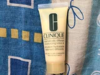 Clinique moisturising lotion