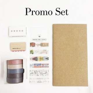 [Ready Stock] Promo Set