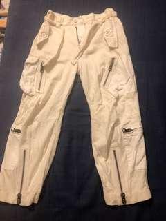 Ralph Lauren Girls Cargo Pants